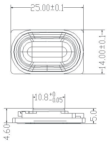 FXS2514050-R08W1.0_Dimension